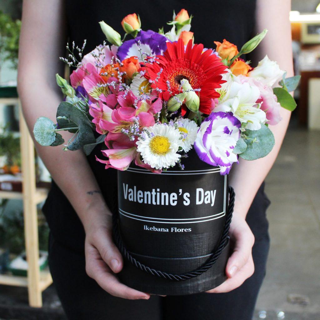 presentes para amigo secreto flores