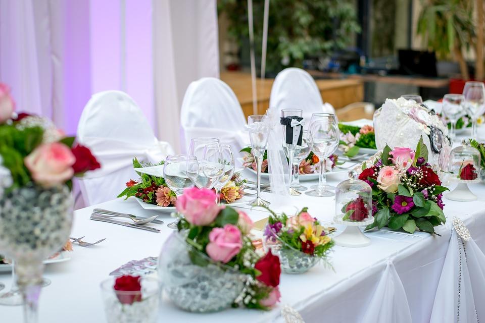 mesa convidados decorar casamento
