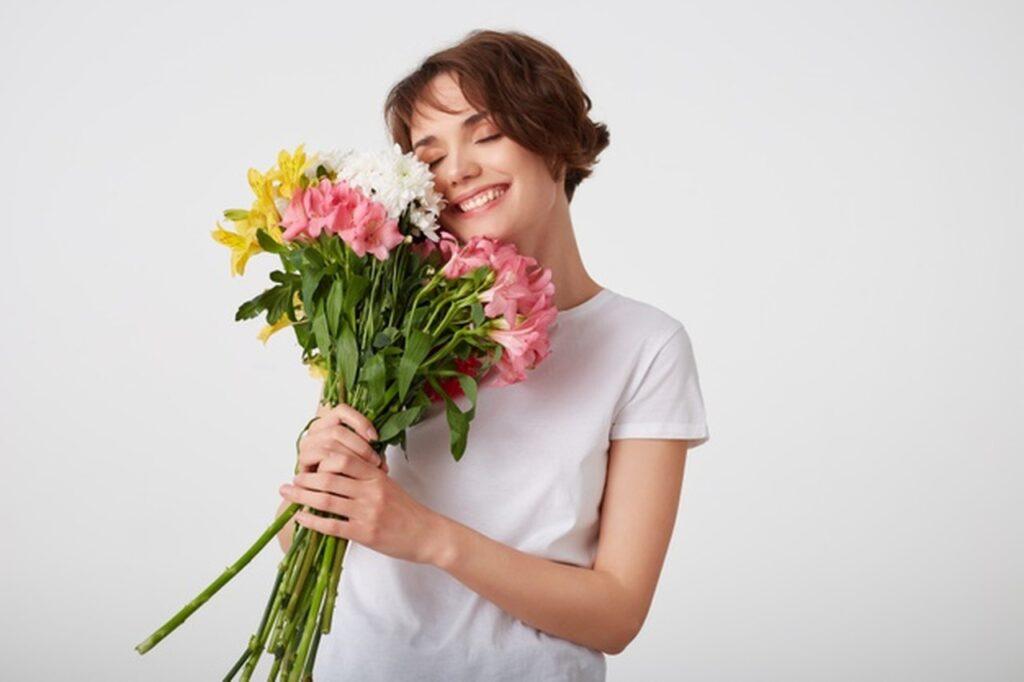 durabilidade das flores