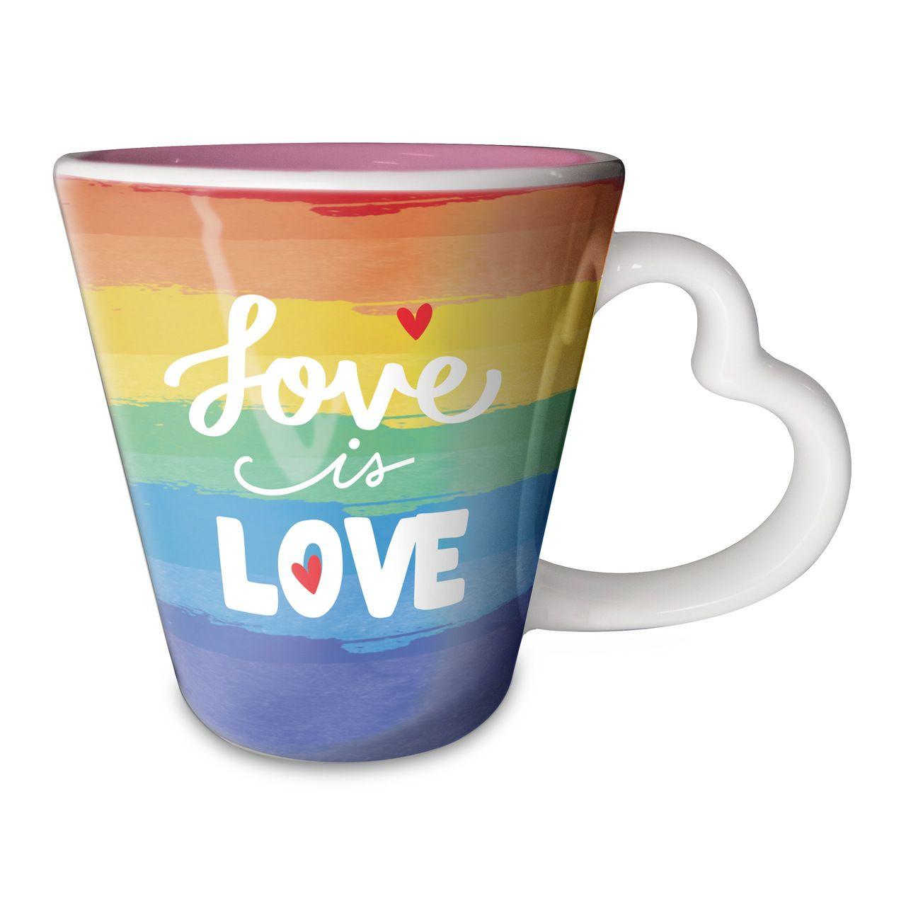 Caneca Love is love - Complemento