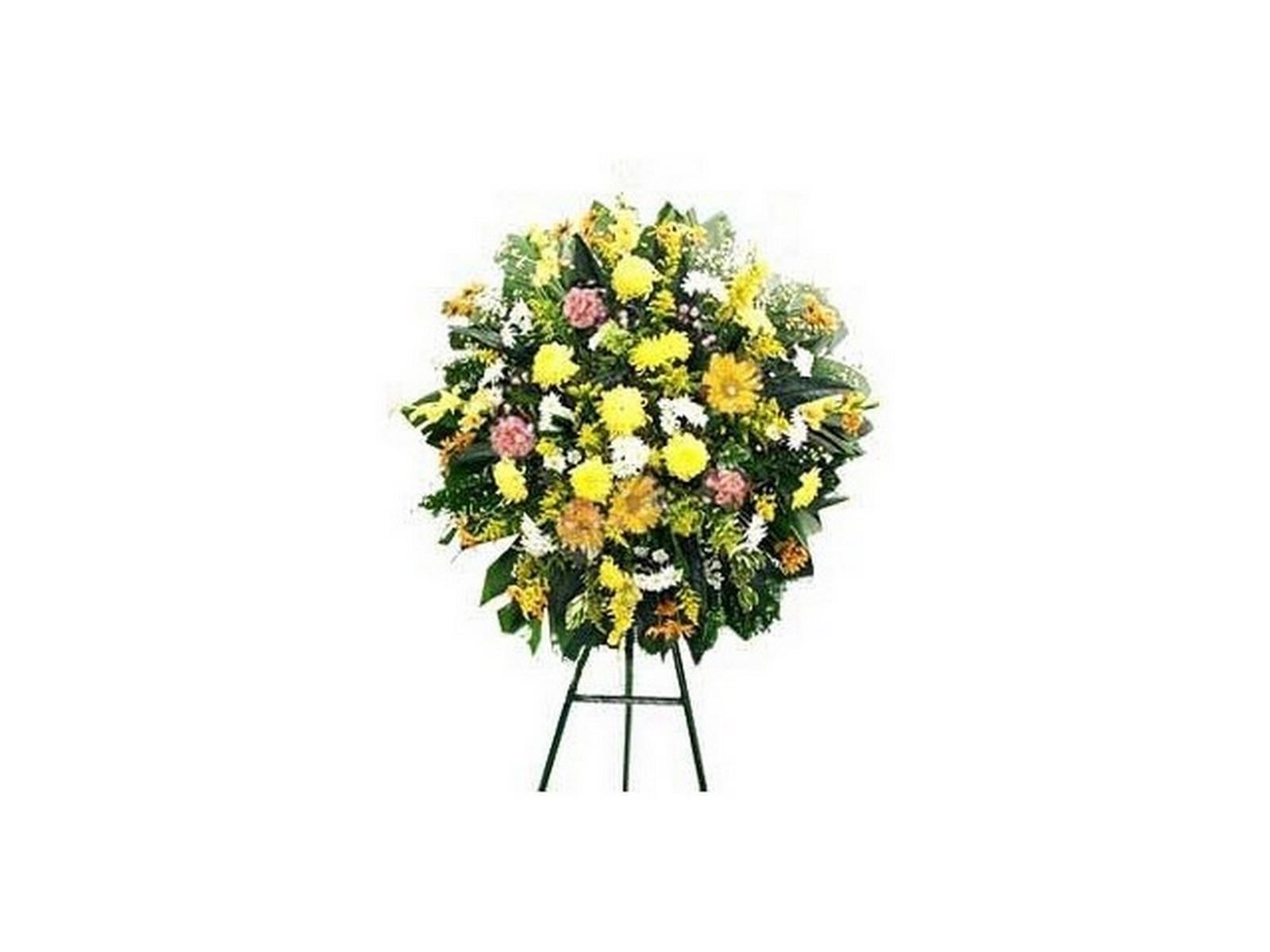 Coroa de Flores N2
