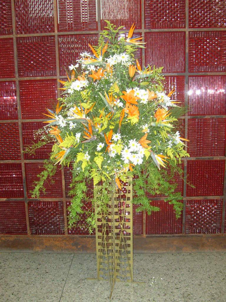 Coluna de Flores do Campo