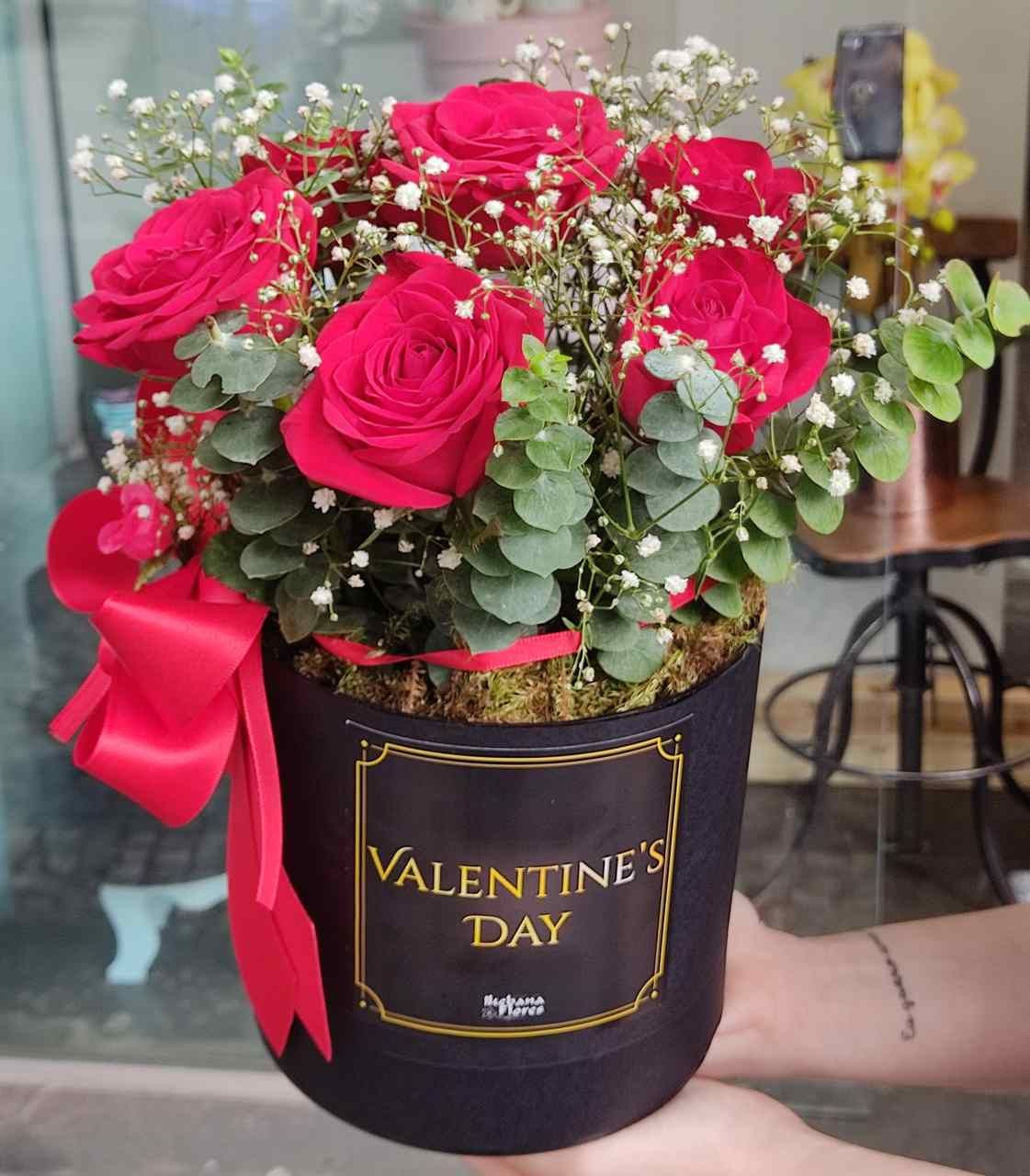 Box de Rosas - Valentines Day