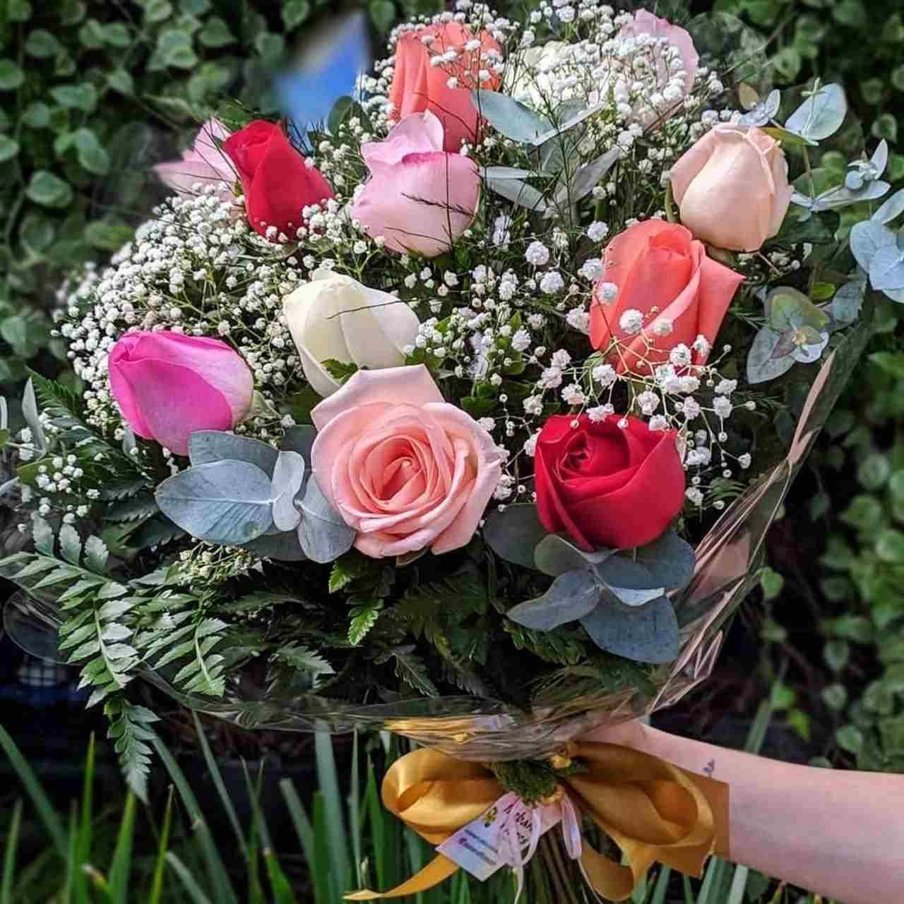 buquês de flores em BH