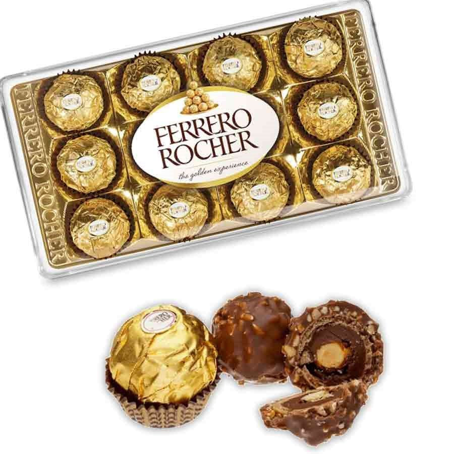 Ferrero Rocher 12