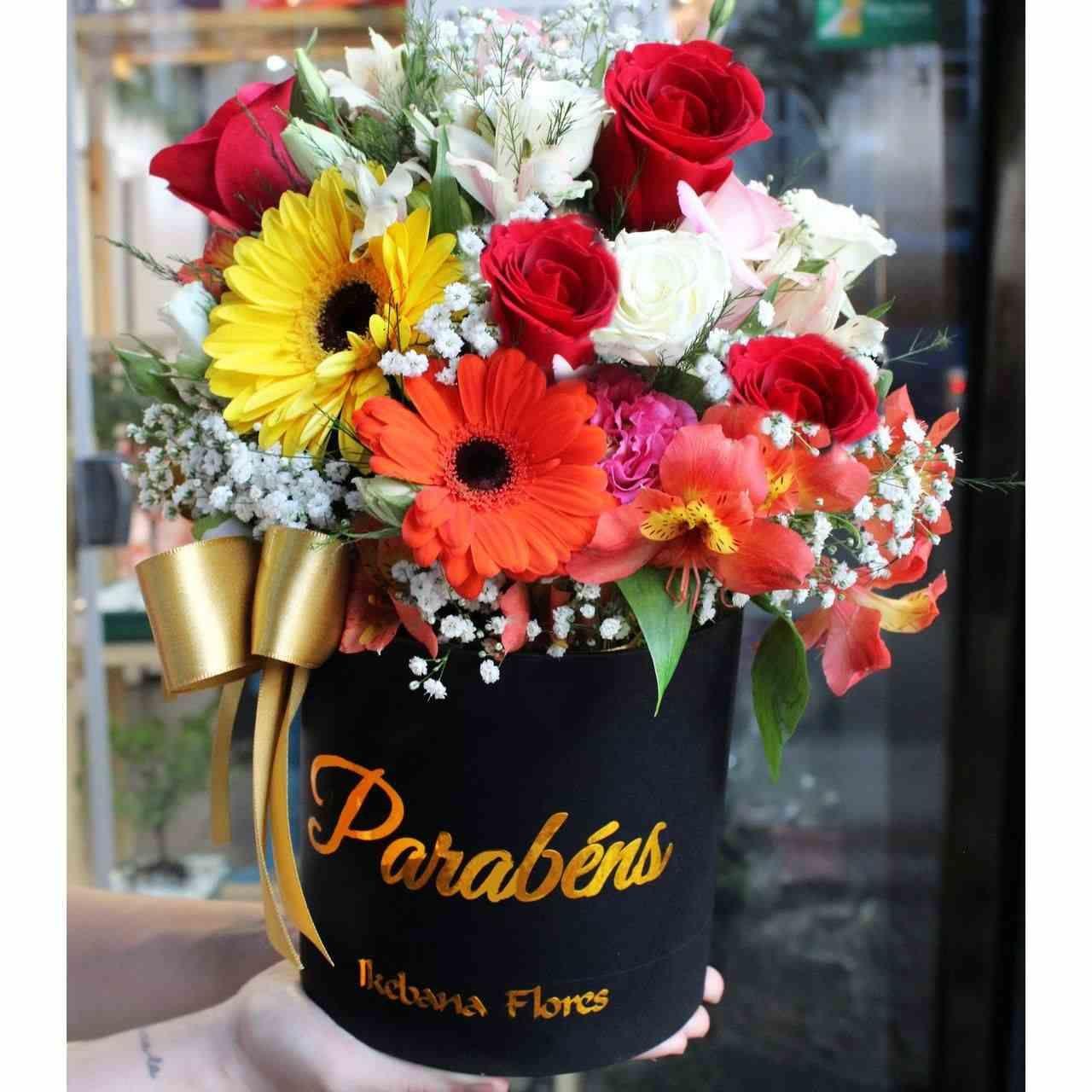 box floricultura em bh