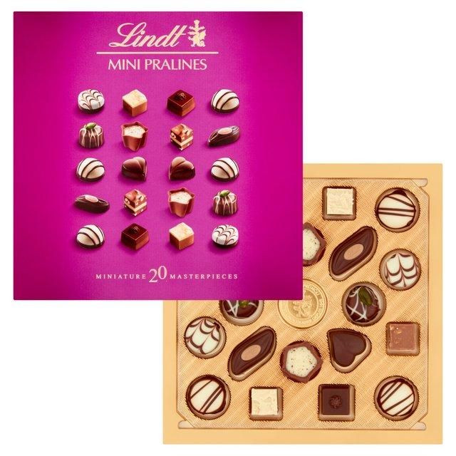 Bombons Finos Lindt