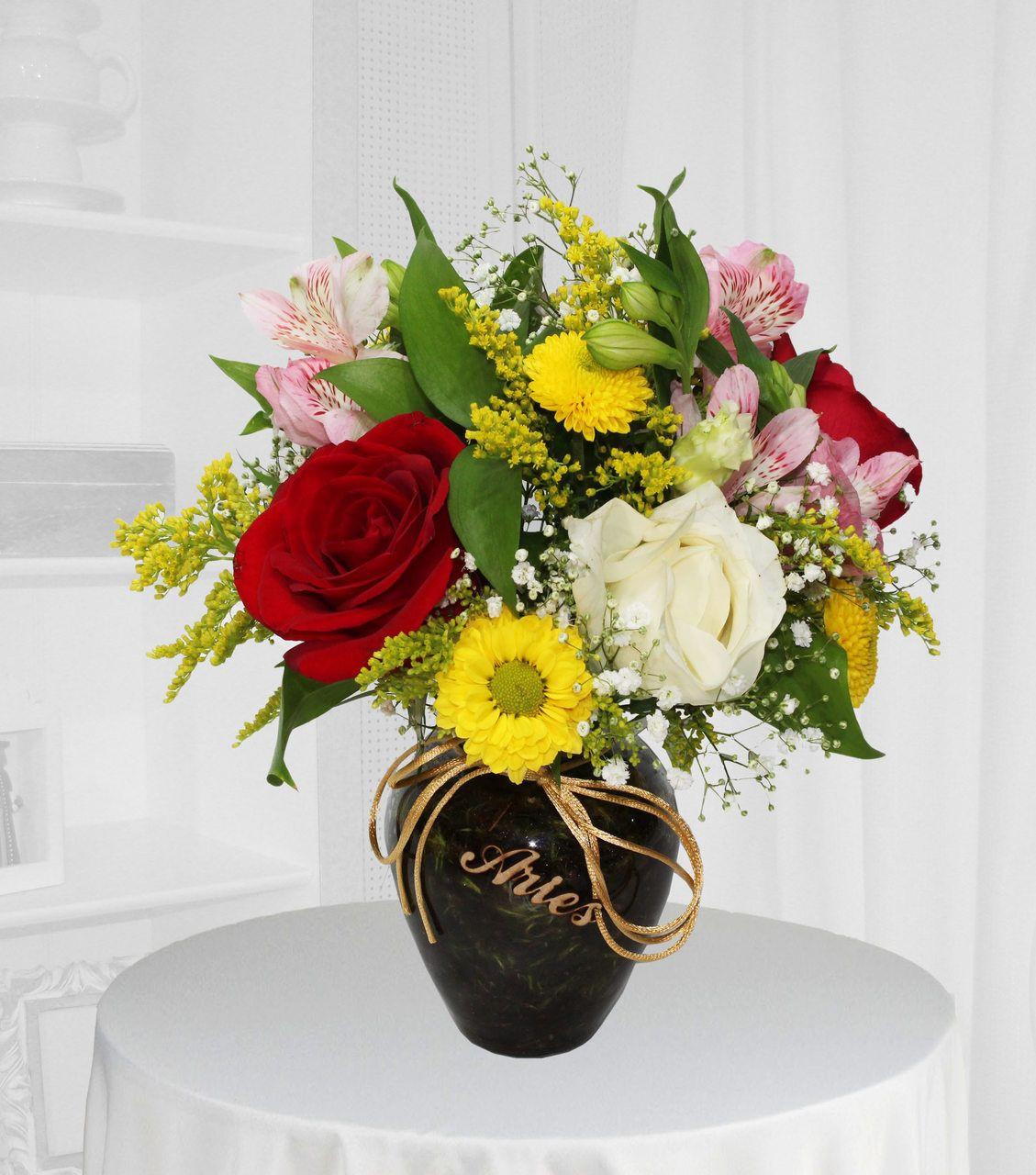 Flores para Arianos