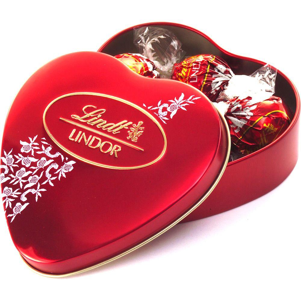 Lindt Lindor Heart