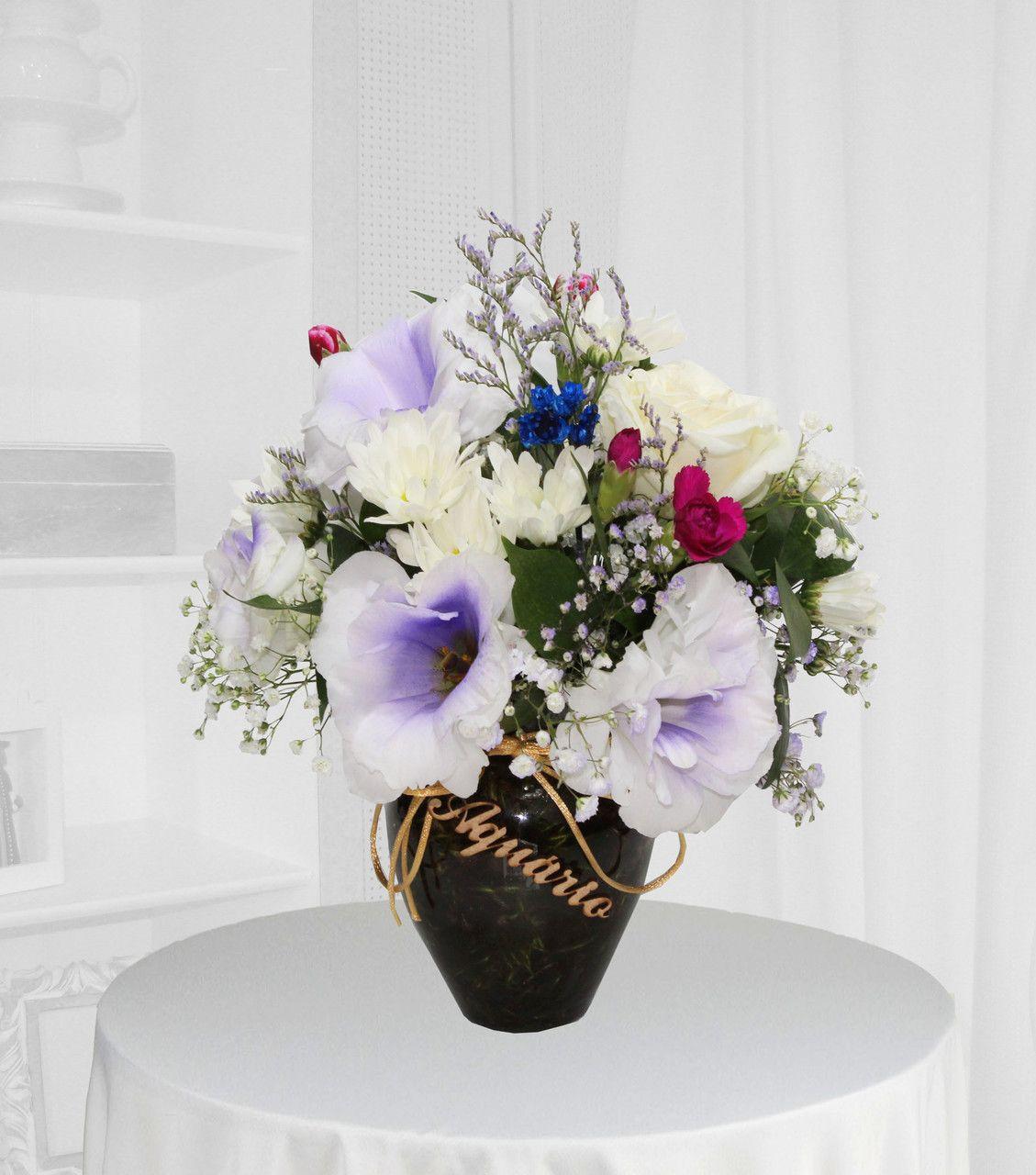 Flores para Aquarianos