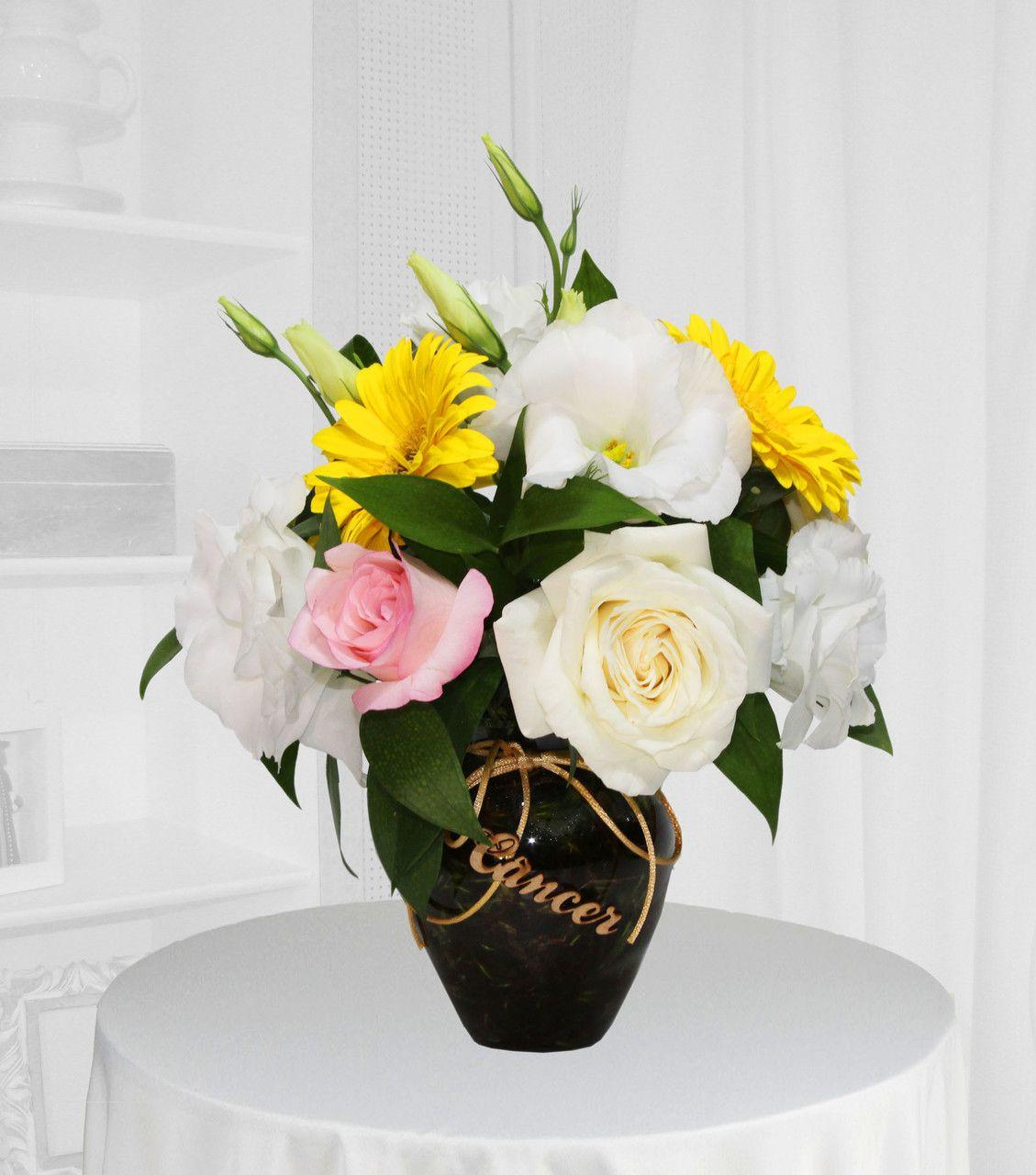 Flores para Cancerianos