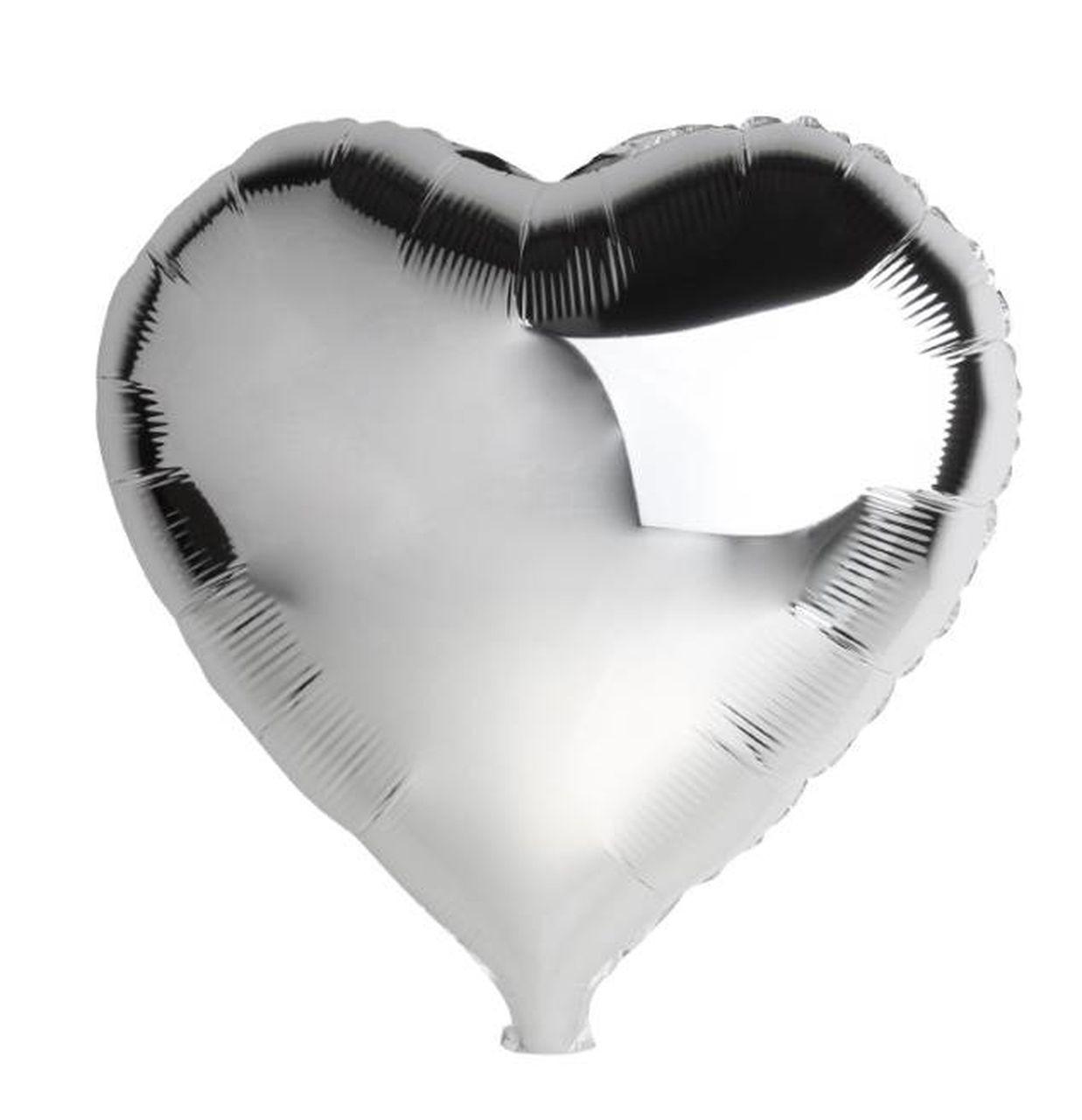 Balão Gás Hélio Silver