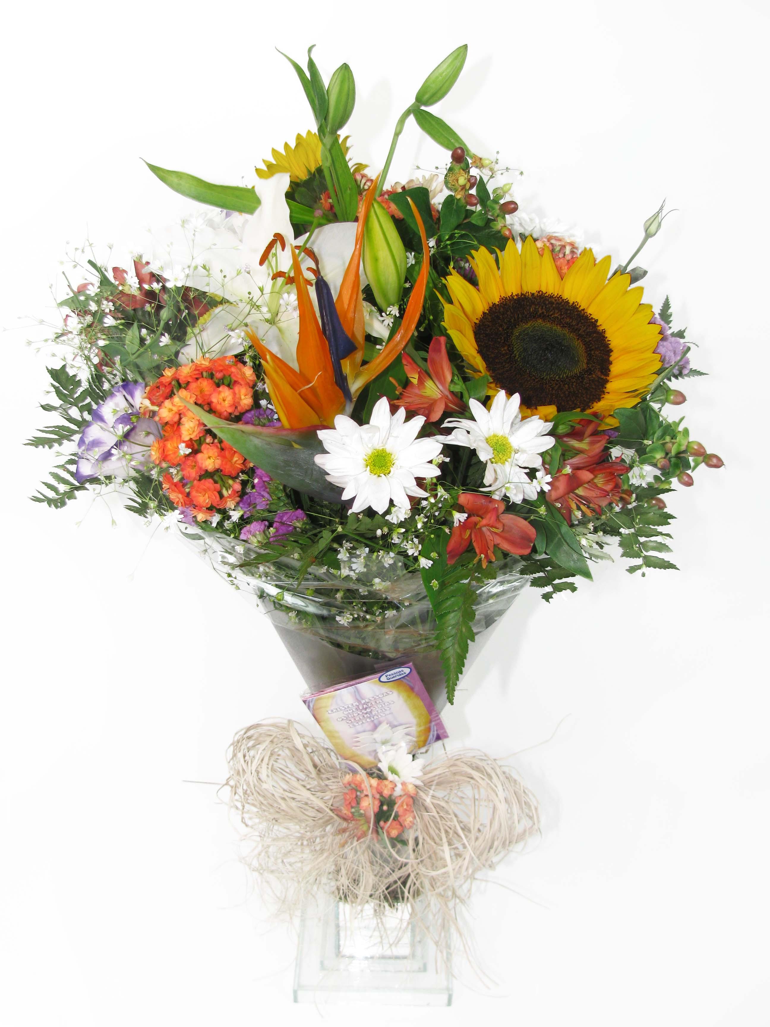 Buquê de Flores Especiais