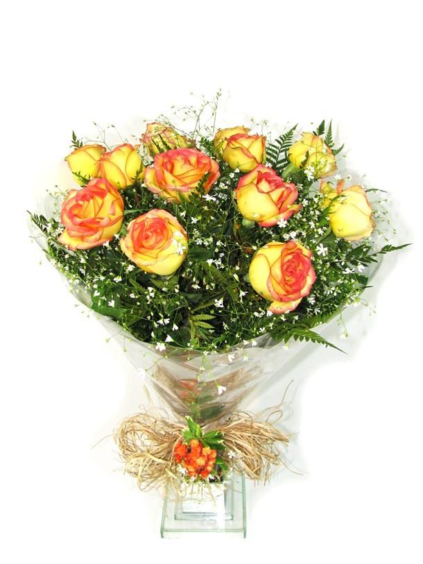 Bouquet de rosas Ambiance