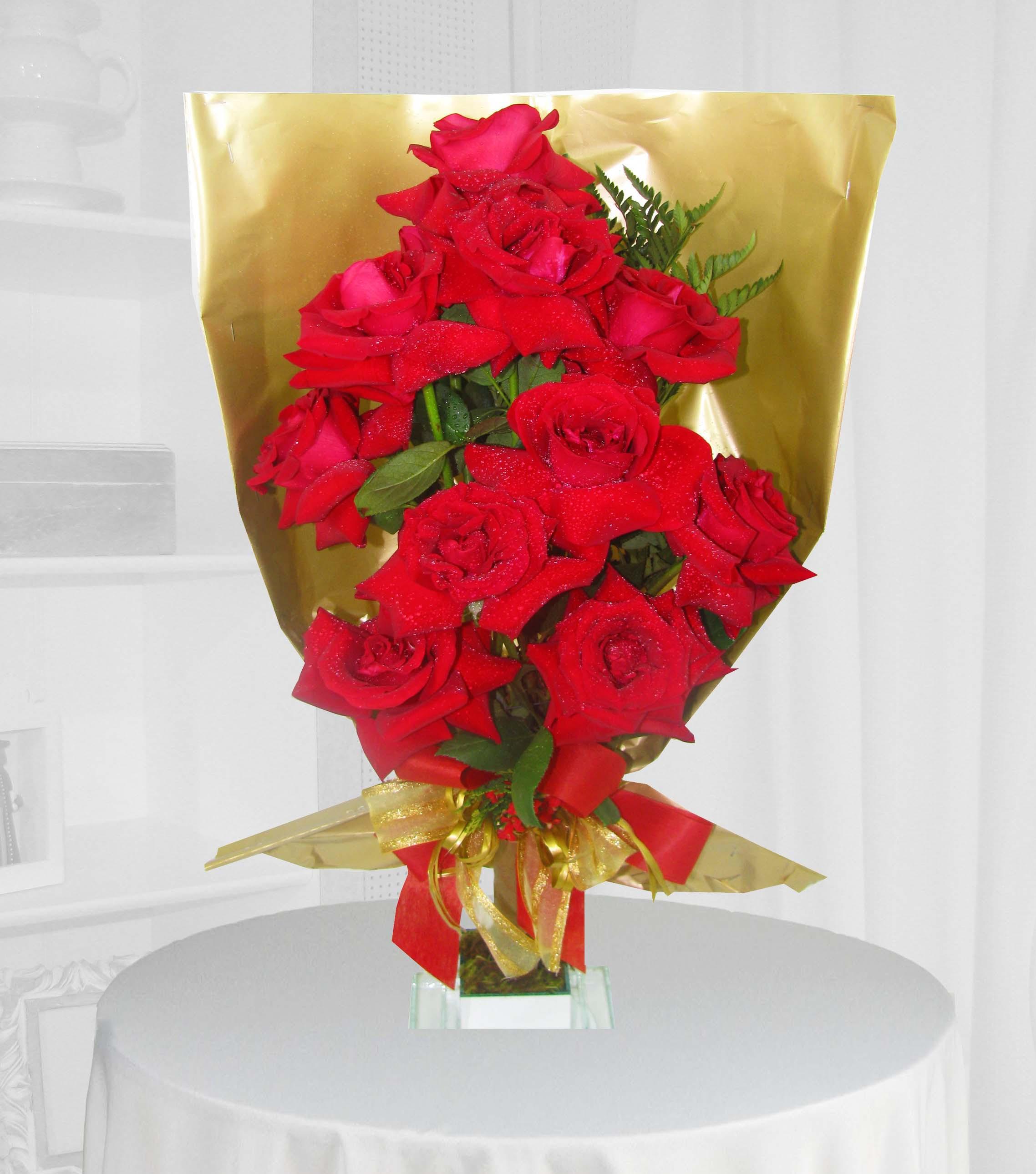 buque de flores para aniversario