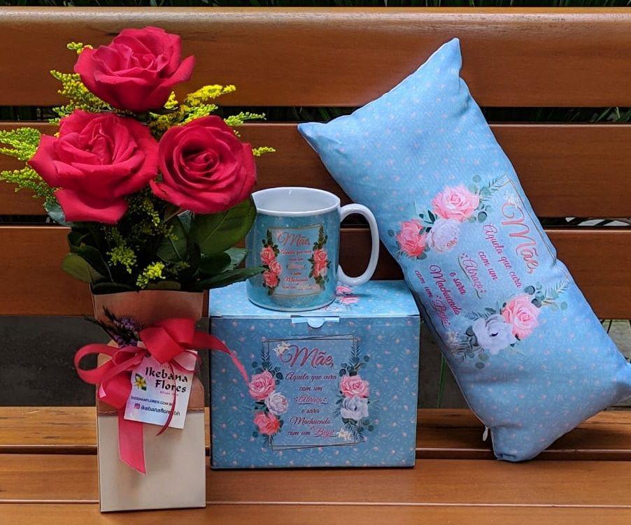 Kit Mães - Rosas