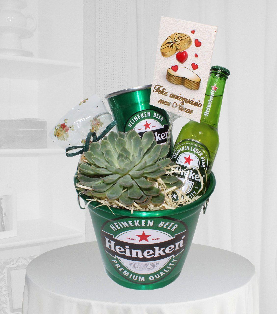 Balde com Cerveja n.1 - Suculenta