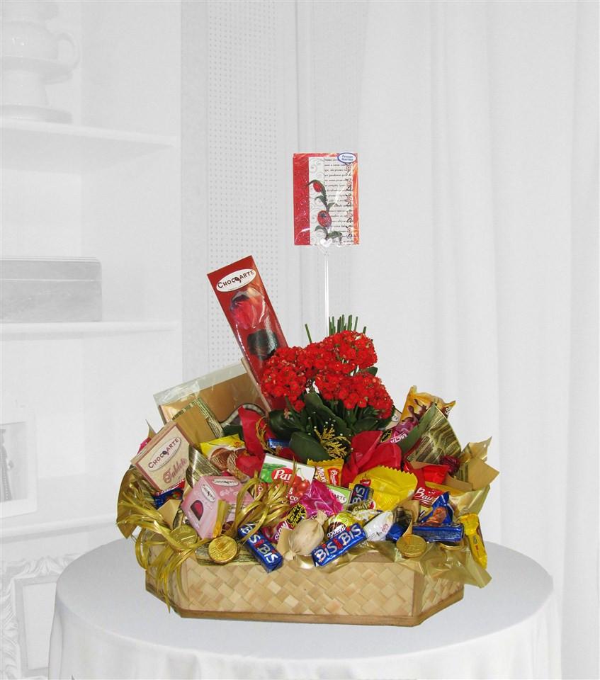 cesta de namorados