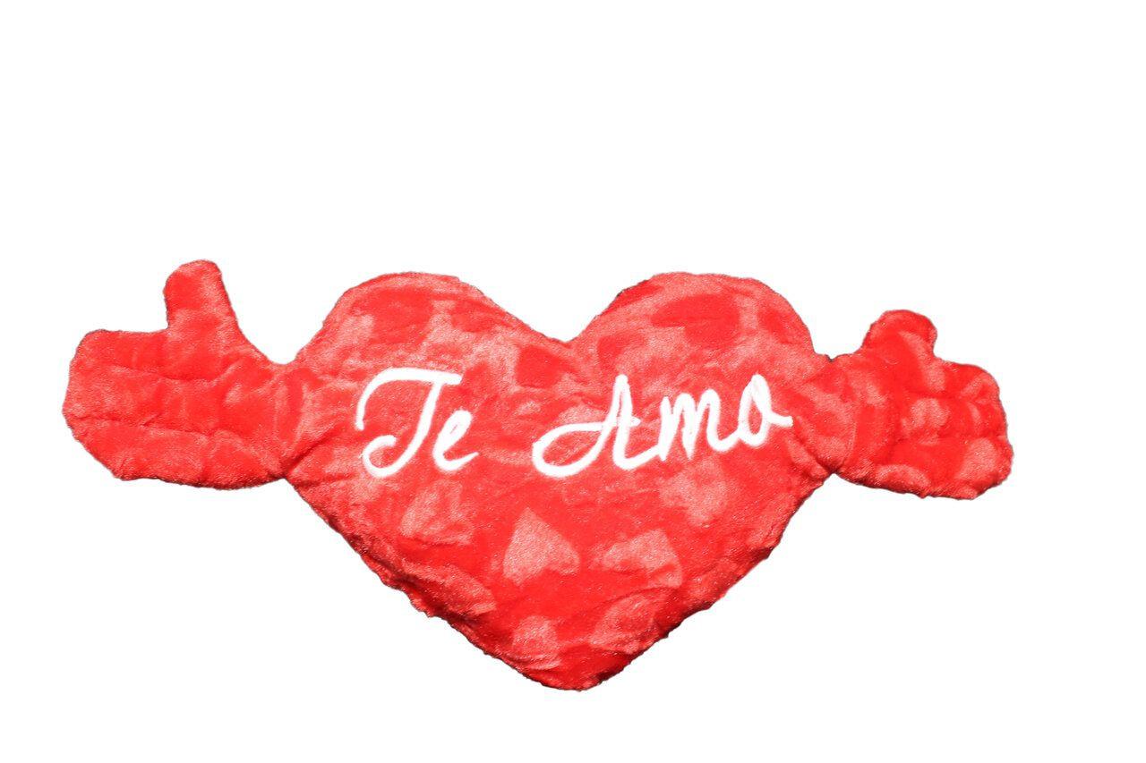 Pelúcia - Te Amo