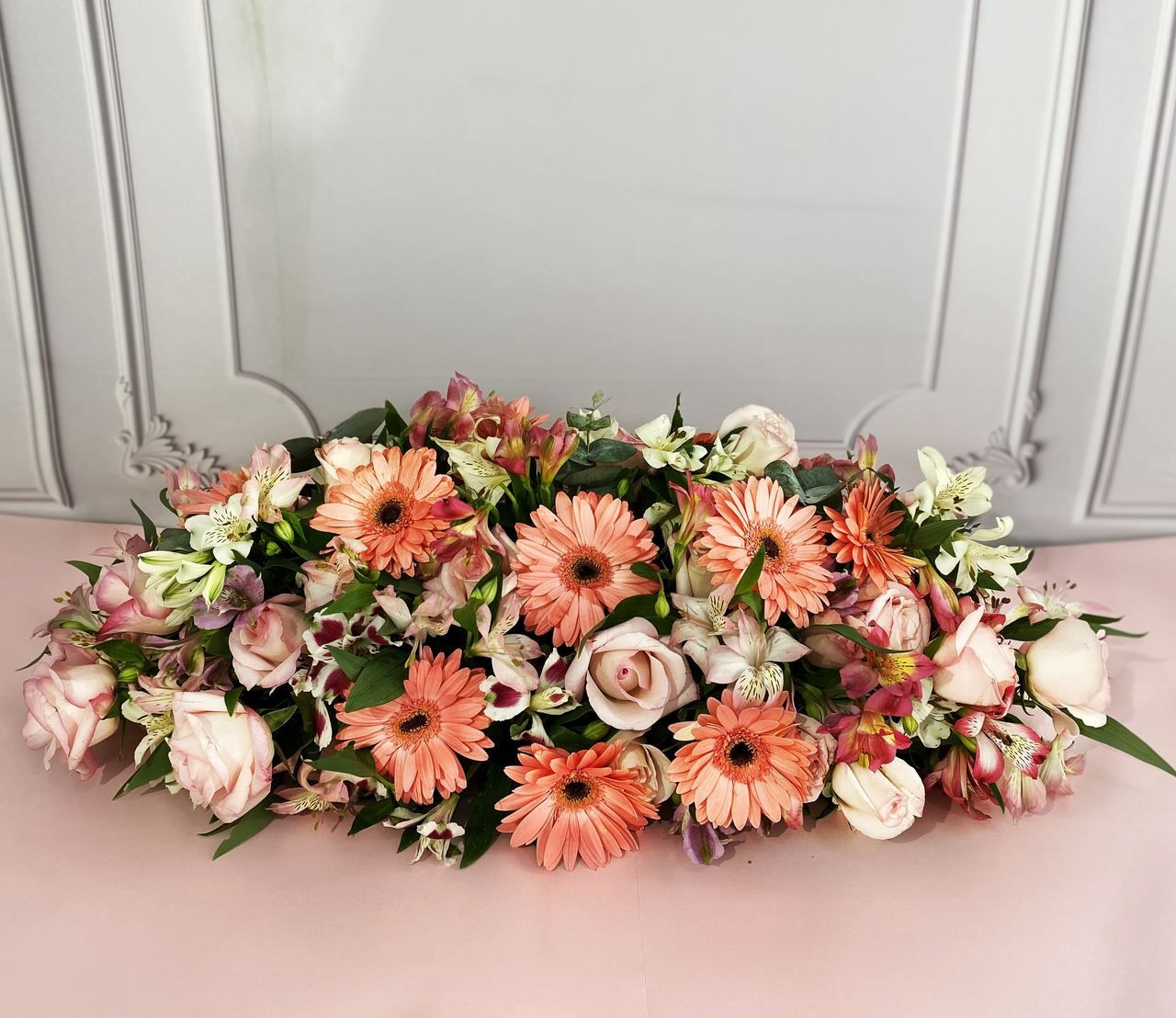 Decoração de flores em bh