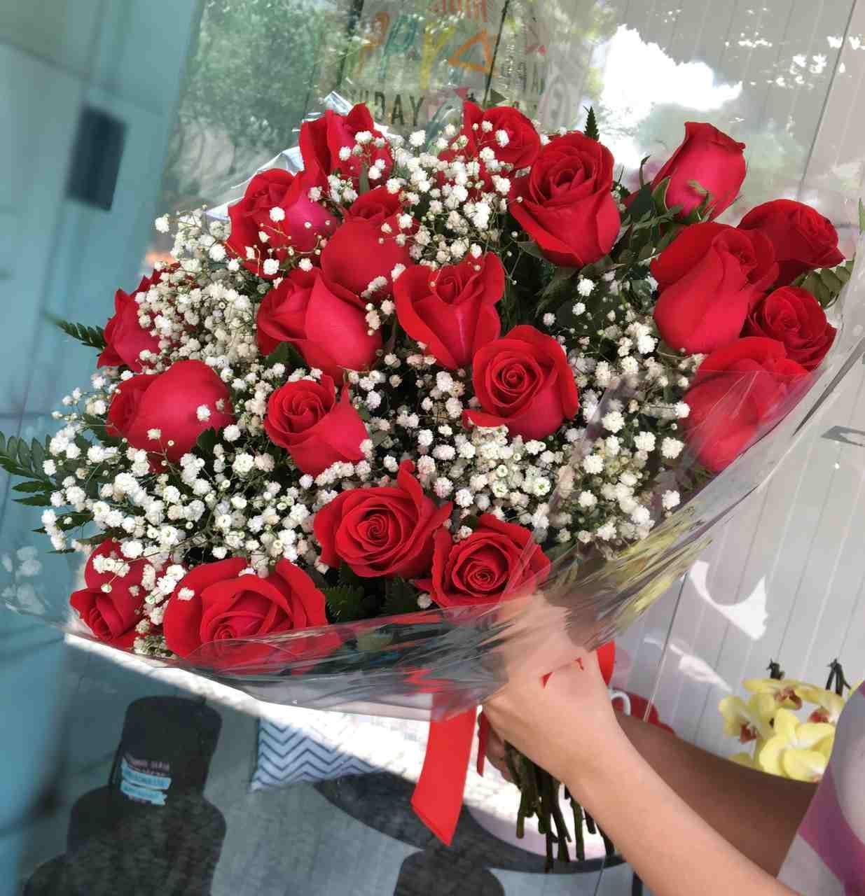 Quer Impressionar? 24 Rosas