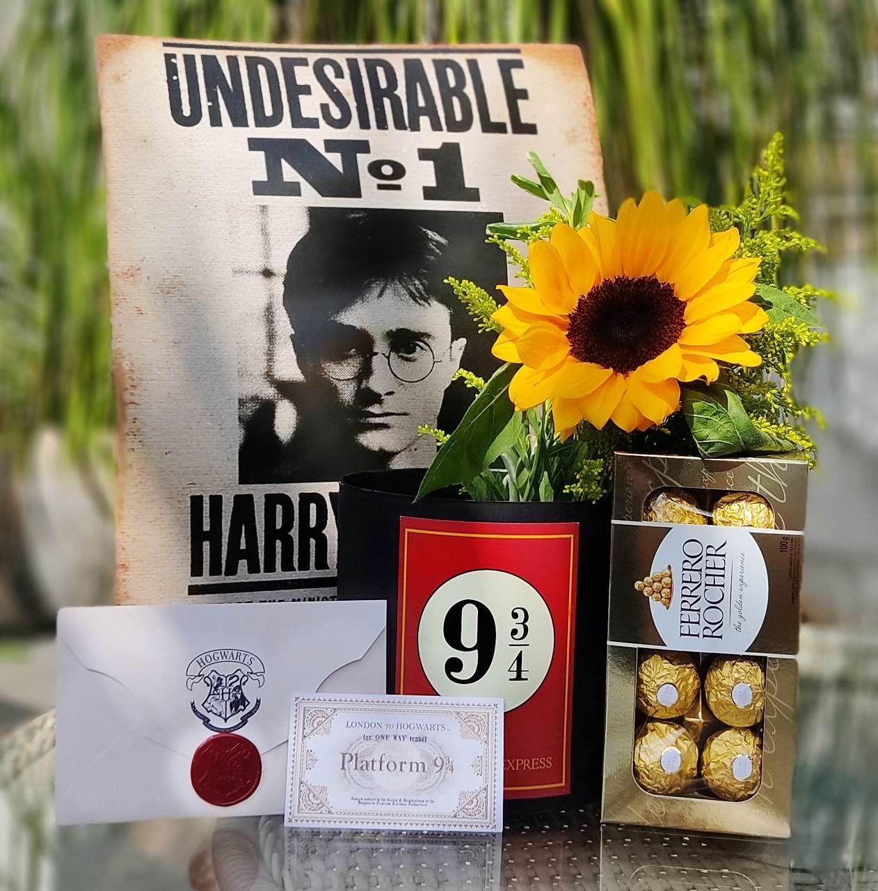 Presente do Harry Potter com entrega em BH
