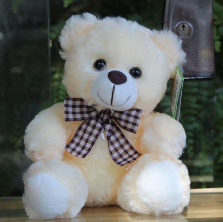 Urso de pelúcia branco