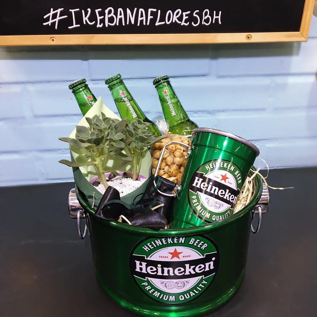 Cesta de cerveja para BH
