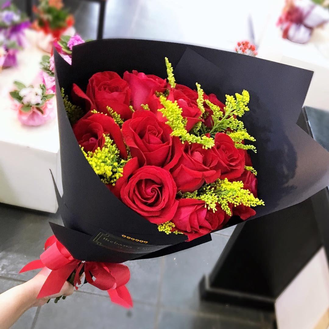 Buquê de rosas - Ikebana Flores